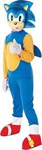 Sonic The Hedgehog Costume