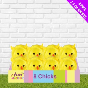 8 Pack Of Chickens