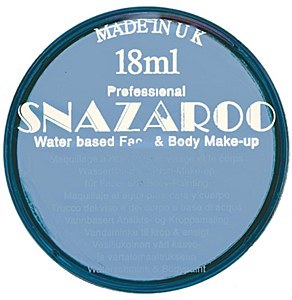 Sky Blue Snazaroo Face Paint