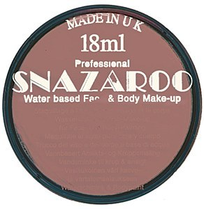 Light Brown Snazaroo FacePaint
