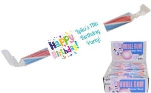 Birthday Girl Candy Rock