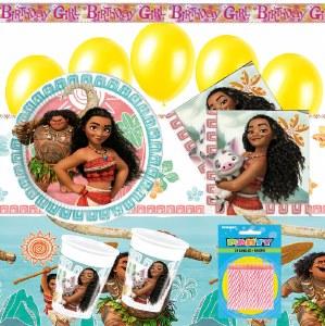 Moana Deluxe Party Bundle 8