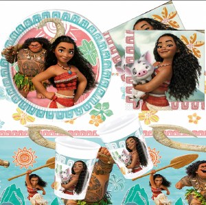 Moana Party Bundle For 8