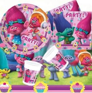 Trolls Party Bundle for 8