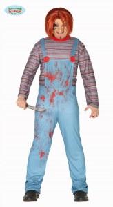 Adult Killer Doll Costume