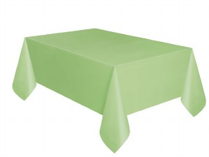 Apple Green Table Cover