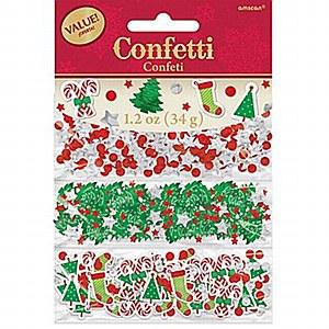 Assorted Christmas Confetti