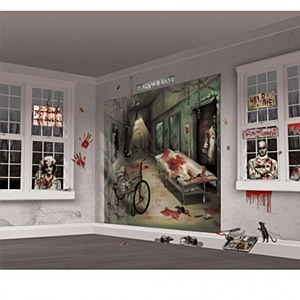 Asylum Wall Decorating Kit
