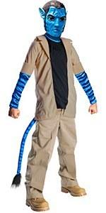 Avatar Kids Costume