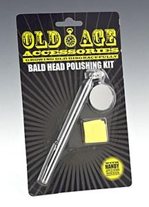 Bald Head Polisher Kit