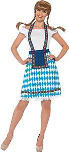Barvarian Lady Costume