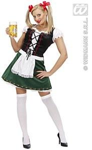 Bavarian Girl Costume