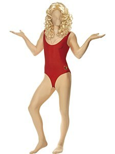 Baywatch Second Skin Suit