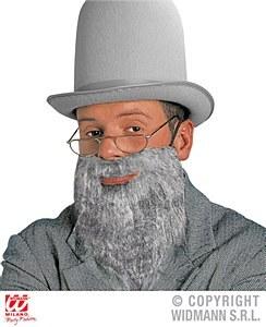 Beard with Moustache