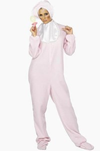 Big Baby Pink Costume
