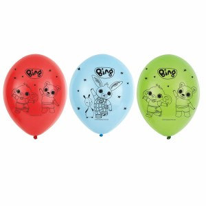 Bing Party Balloons