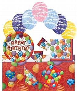 Birthday Balloon Party Bundle