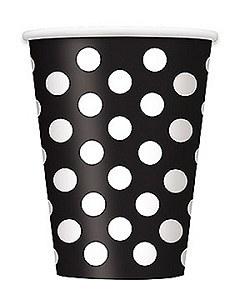 Black Dots Cups