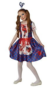 Bloody Rag Doll Costume