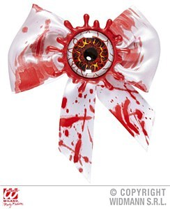 Bloody Eye Bow Tie