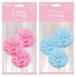 Blossom Puff Ball