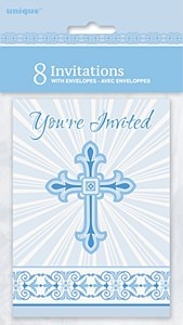 Blue Cross Invites