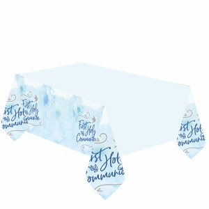 Blue Dove Communion Tablecover