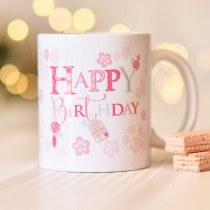 Blush Boutique Birthday Mug