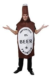 Bottle of Beer Costume