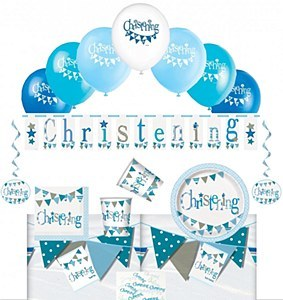 Boys Christening Bundle