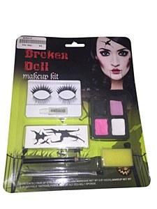 Broken Doll Make Up Set