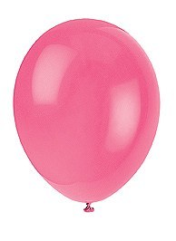 Candy Pink Balloons