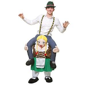 Carry Me Bavarian Girl Costume