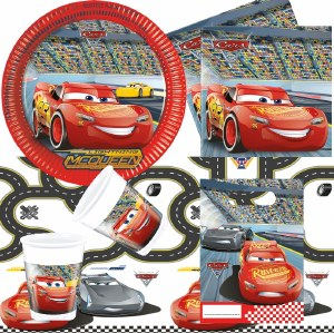 Cars 3 Party Bundle