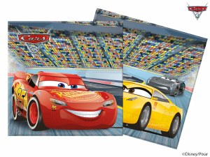 Cars 3 Party Napkins