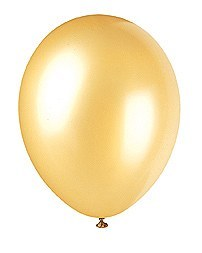 Champagne Gold Balloons