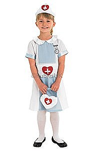 Childs Nurse Costume