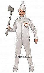 Childs Tin Man Costume