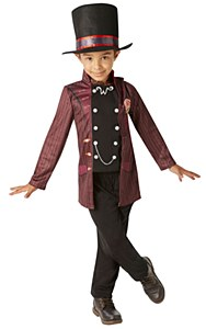 Childs Willy Wonka Costume