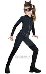 Childs Catwoman Costume