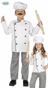 Childs Chef Costume