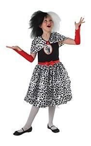 Childs Cruella De Vil Costume
