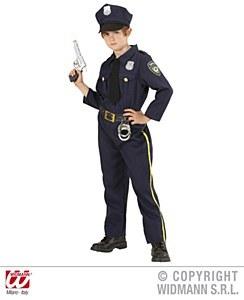 Childs Policeman Costume