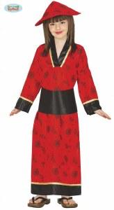 China Woman Costume