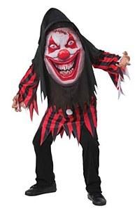 Clown Mad Creeper Costume