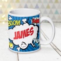 Comic Book Mug