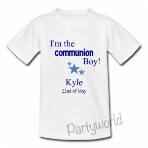 Communion Boy T-Shirt