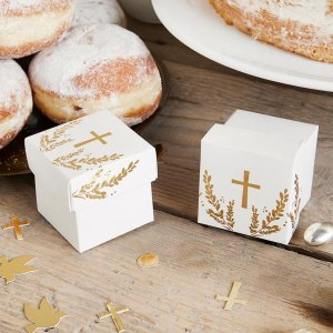 Communion Favour Boxes
