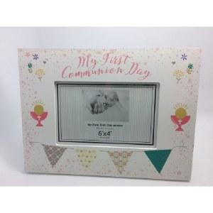 Communion Girl Deluxe Frame