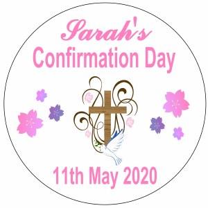 Confirmation Girl Pinata